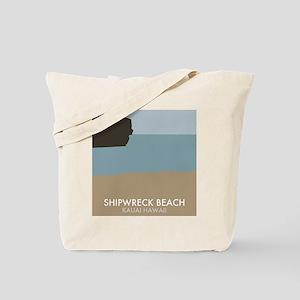 ShipwreckBeach Tote Bag