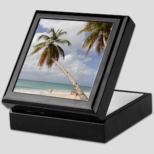 Martinique Keepsake Box