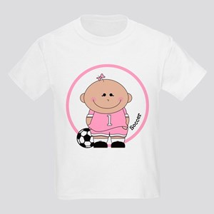 sports-soccer-girl T-Shirt