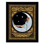 Celtic Moon Small Poster