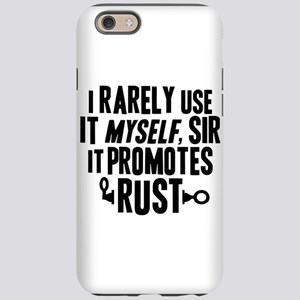 It Promotes Rust Robby The Robot iPhone 6 Tough Ca