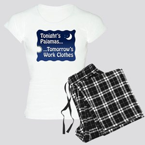 Tomorrow's Women's Light Pajamas