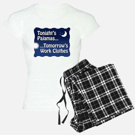 Tomorrow's Pajamas