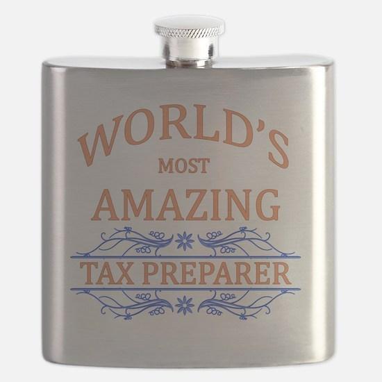 Tax Preparer Flask