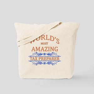 Tax Preparer Tote Bag