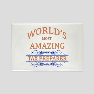 Tax Preparer Magnets