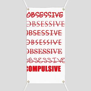 Obsessive Compulsive Banner