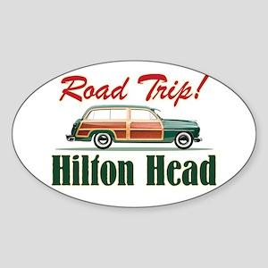 RoadTripHiltonHead Sticker
