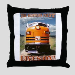 WP Lives Throw Pillow