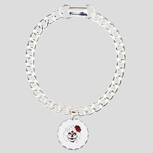 Eternal Beauty Charm Bracelet, One Charm