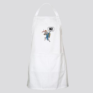 Knight Say Ni Cartoon Apron
