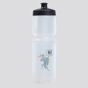 Knight Say Ni Cartoon Sports Bottle