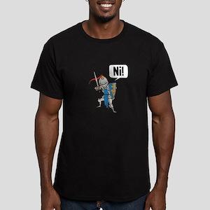 Knight Say Ni Cartoon T-Shirt