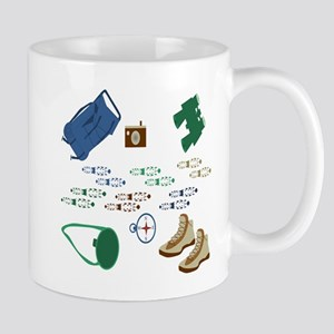 Backpacker Gear Mugs