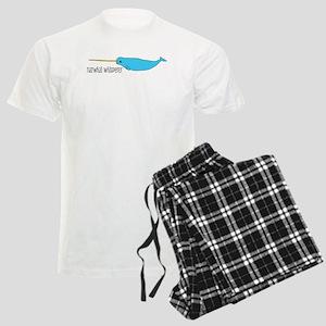 Narwhal Whisperer Men's Light Pajamas