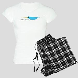 Narwhal Whisperer Women's Light Pajamas