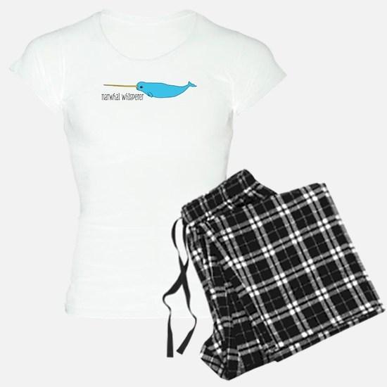 Narwhal Whisperer Pajamas