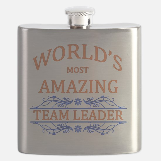 Team Leader Flask