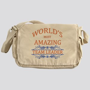 Team Leader Messenger Bag