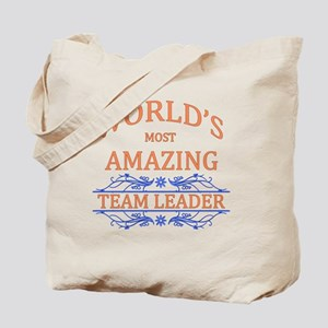 Team Leader Tote Bag