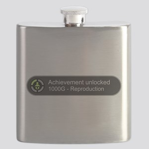 Achievement Unlocked - Reproduction Flask