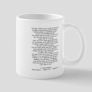 MOSTLY JUST CRUEL Mug