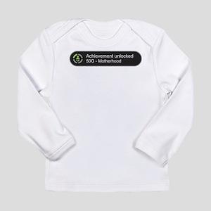 Motherhood - Achievement Unloc Long Sleeve T-Shirt