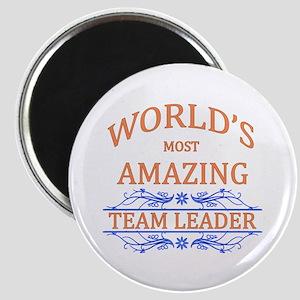 Team Leader Magnets
