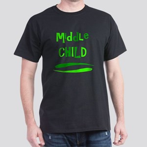 Middle Child Dark T-Shirt