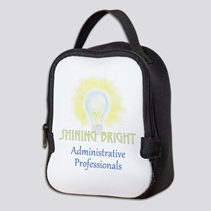 Admin Pro Shine T Neoprene Lunch Bag
