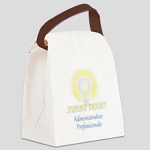 Admin Pro Shine T Canvas Lunch Bag