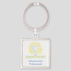 Admin Pro Shine T Keychains