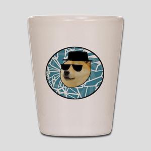 Heisendoge Shot Glass