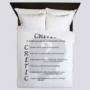 Critic Queen Duvet