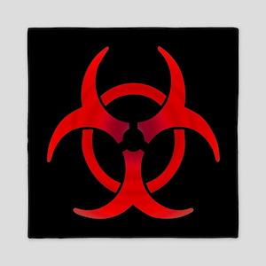 Biohazard Queen Duvet