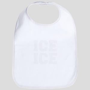ice ice baby-Fre white Bib