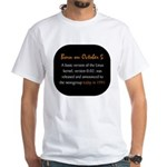White T-shirt: A basic version of the Linux kernel