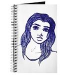 Girl sketch Journal