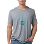 Earth-Humanity Is 75% Water. Tri-Blend T-Shirt