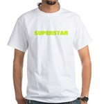 Superstar White T-shirt