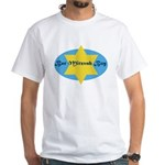 Bar Mitzvah Boy White T-shirt