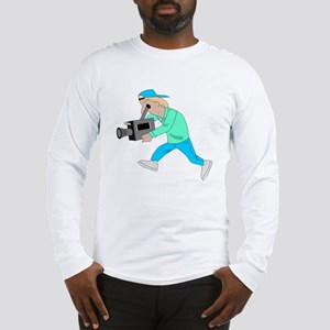 Videographer Long Sleeve T-Shirt