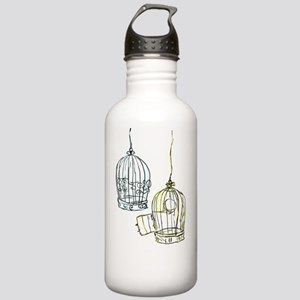 Birdcage 2 Stainless Water Bottle 1.0L
