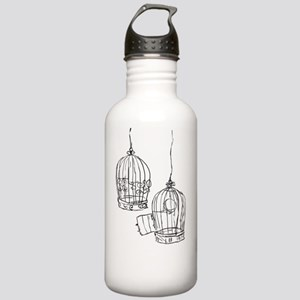 Birdcage 1 Stainless Water Bottle 1.0L