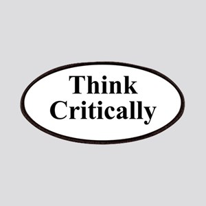 Think Critically Patches