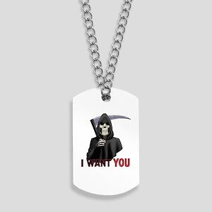 I want you! Dog Tags