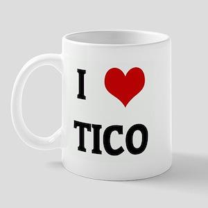 I Love TICO Mug