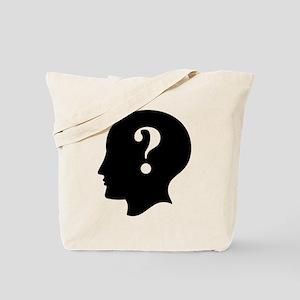 Front Logo Tote Bag