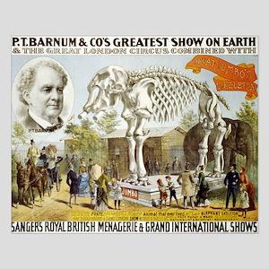 BARNUM ELEPHANT poster 16x20