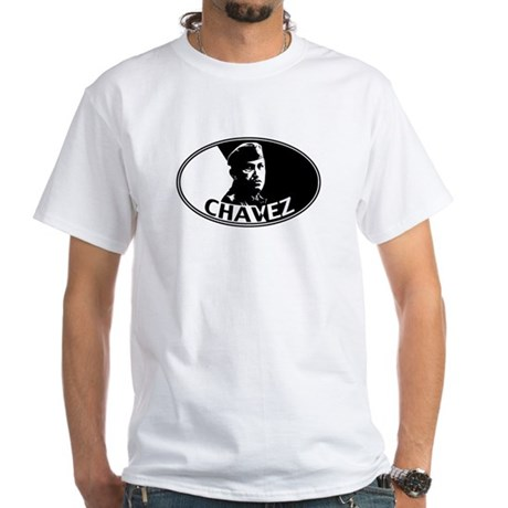 Chavez White T-shirt